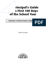 Guide for School Principals