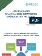 Finanzas Carbono, GFLAC