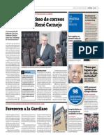 Perú21 #CornejoLeaks