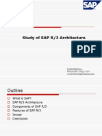Study of SAP R3 Architecture by Sohi_Manjinder