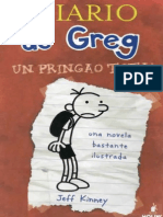 Jeff Kinney - El Diario de Greg Un Pringao Total