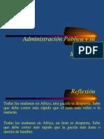 Administración Pública y Su Derecho
