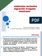 Tendencias recientes migrac Mex.pptx
