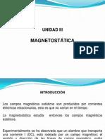 Unidad III _Magnetostática
