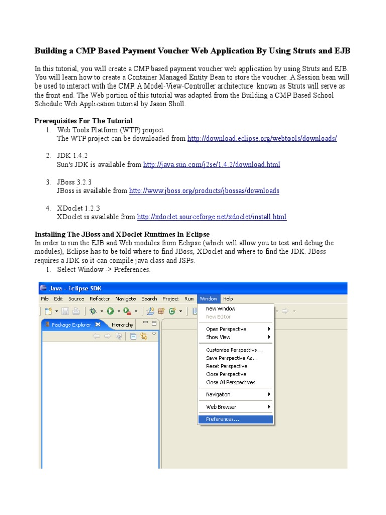 Jndi tutorial in java gallery any tutorial examples struts ejb tutorial enterprise java beans java server pages baditri gallery baditri Images