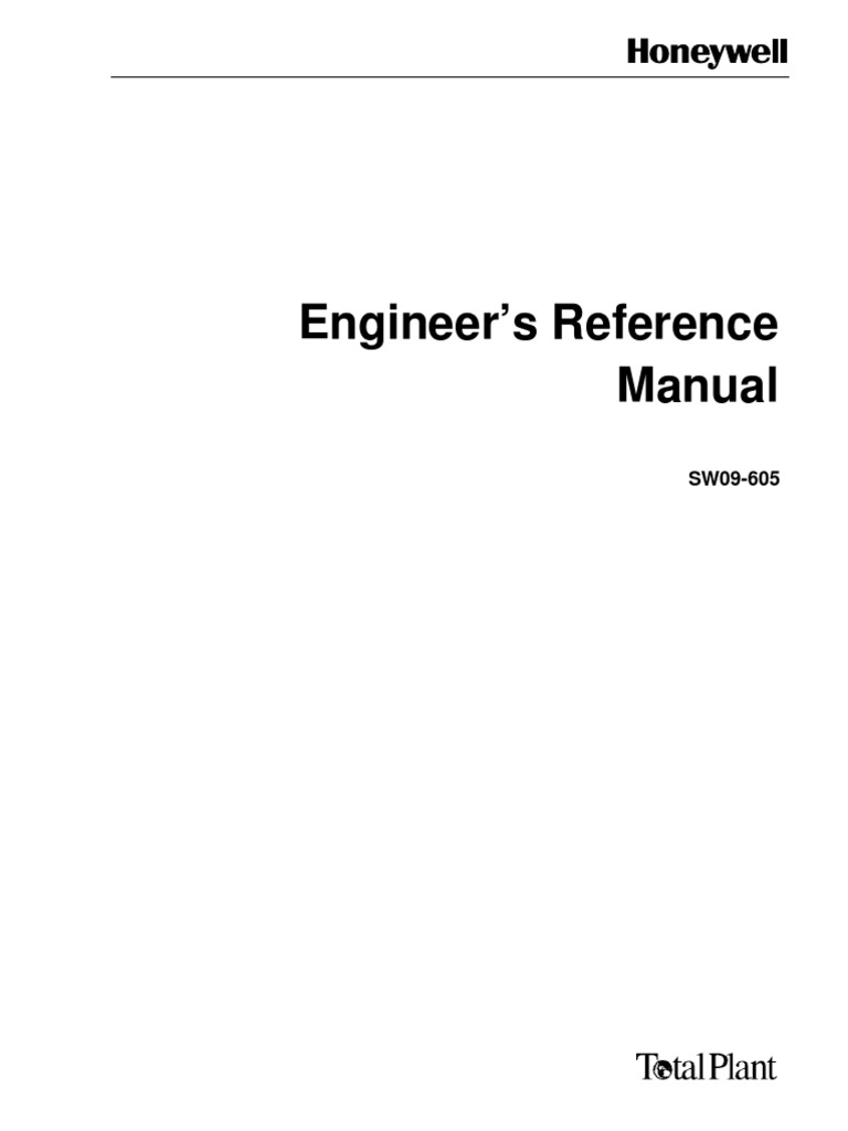engineers reference manual computer file gateway rh scribd com honeywell tdc 3000 manual download honeywell tdc 3000 manual download