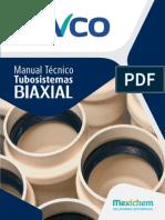 Manual Biaxial Baja