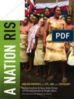 A Nation Rising edited by Noelani Goodyear-Kaʻōpua, Ikaika Hussey, and Erin Kahunawaika'ala Wright