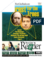 River Cities' Reader - Issue 862 - August 7, 2014