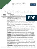 9-10 info explan unit 5 plan