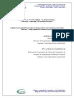 Texto 3 - Currículo Tecnologia e Cultura Digital