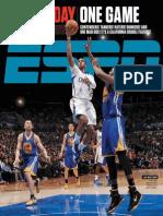 ESPN the Magazine - 14 April 2014