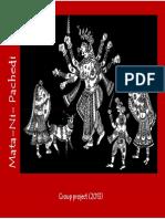 Ethnographic Research on Mata-ni-Pachedi Craft