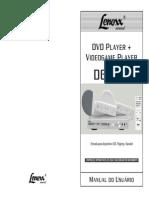 Manual Dvd Lenox Dg422