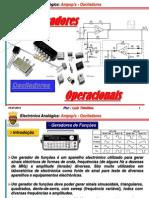 Amplificadores Operacionais Por Luís Timoteo