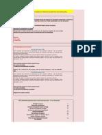Modelo de Demonstrativos de Impostos