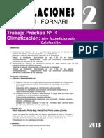 TP Nº 4 Climatización 2013