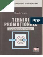 6 Tehnici promotionale