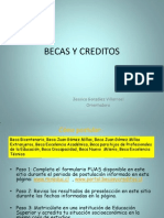 Becas y Creditos 2014