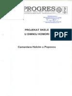 Projekat Skele u Dimnoj Komori 02.2014.