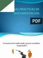 Buenas Practicas de Documentación