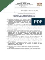 b.e.term-i & II Time Table Exam.april_may,2014