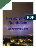 Convergencia Entre Redes 20fijas y Redes Moviles