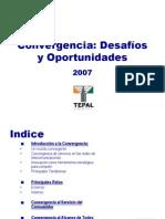 TEPAL2007-Foro de Convergencia
