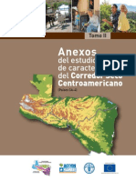Anexos del estudio de caracterización del Corredor Seco Centroamericano (Países CA-4) Tomo II