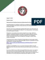 Kwikwetlem Member Notice - 2014-08-07