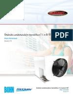 Unidade Condensadora MFR350H2C-0000