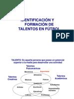 Talentos Modelo y Seguimiento