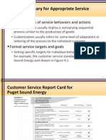 Services Marketing Chapter-9