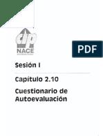 CAPITULO 2.10 Cuestionario de Autoevaluacion