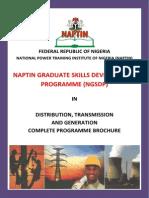 2012 NAPTIN document