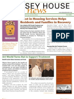 Odyssey House News, Fall 2005 edition