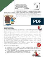 1. Examen Diagnóstico Esp 1° 14-15