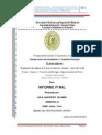 Dares Asuntos y Consumidores Juan Quimber Chambi Informe Final Etapa 4
