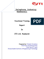 Indian Telephone Industry