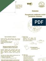 Diabetes Makanan