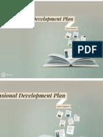 professional development plan - laurie wangerin