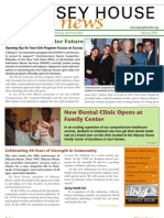 Odyssey House News, Spring 2007 edition