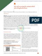 Actividad Antimicrobiana de Flavonoides (1)
