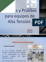 Expo Alta Tensión Aquiles