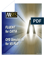 FLUENT for CATIA Powerpoint