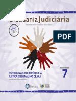 Fascículo 7 - Os Tribunais Do Império e a Justiça Criminal No Ceará