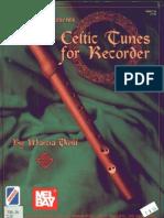 Mel Bay - Celtic Tunes for Recorder