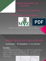 Garcia Rovira Trajes y Musik