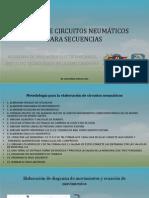 Diseño de Circuitos Neumáticos Para Secuencias