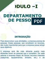 Departamento Pessoal 1
